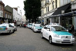 brighton taxi apps