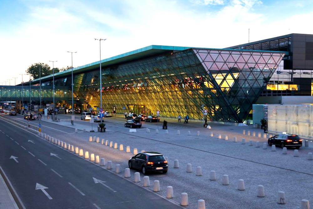 krakow airport transfers